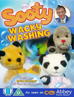 Sooty - Wacky Washing [DVD]