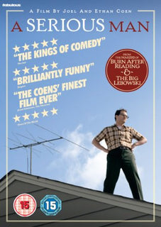 A Serious Man [DVD]