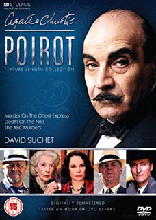 Agatha Christie's Poirot: Feature Length Collection (Digitally Re-mastered) [DVD]