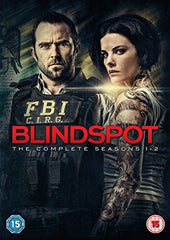Blindspot S1-2 [DVD] [2017]