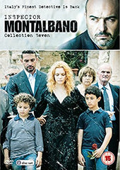 Inspector Montalbano: Collection Seven [DVD]