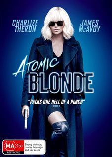 Atomic Blonde (DVD - Region 4)