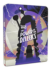 Doctor Who - The Power of the Daleks (The Collectors Limited Edition) [Blu-ray Steelbook + DVD] [2016]