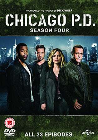 Chicago P.D.: Season 4 [DVD]