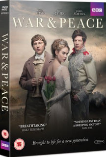 War & Peace [DVD] [2016] [2015]
