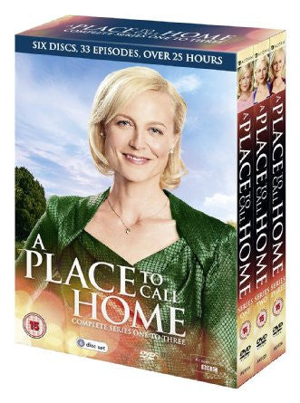A Place to Call Home - Series 1-3 Complete [DVD]