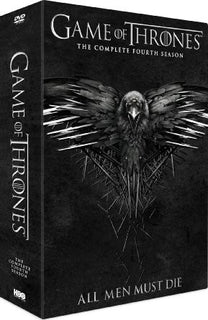 Game of Thrones - Season 4 [DVD] [2015]