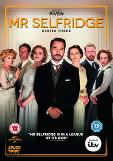 Mr Selfridge - Series 3 [DVD] [2015]