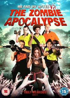 Me And My Mates Vs. The Zombie Apocalypse [DVD]