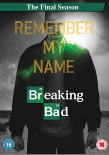 Breaking Bad - The Final Season* [DVD]