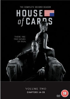 House Of Cards - Season 2 [DVD]