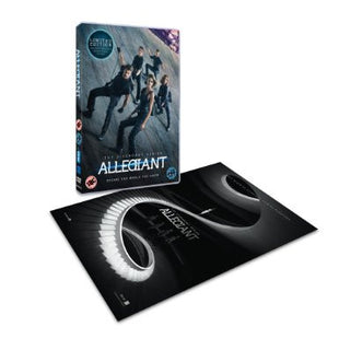 Allegiant [Limited Edition] [DVD] [2016]