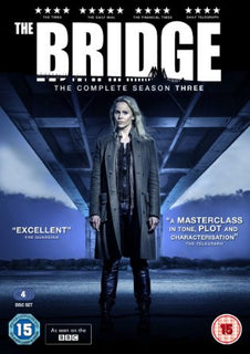 The Bridge Season 3 [DVD]