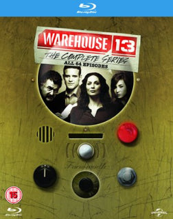 Warehouse 13: The Complete Series [Blu-ray] [Region Free]