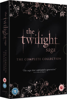 The Twilight Saga: The Complete Collection [DVD]