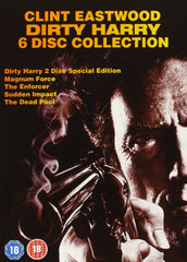 Dirty Harry Collection [DVD]