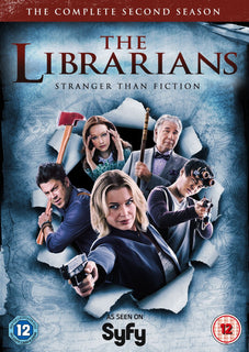The Librarians - The Complete Second Season [DVD]
