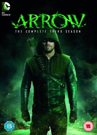 Arrow - Season 3 [DVD] [2015]