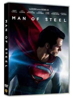 Man of Steel [DVD]