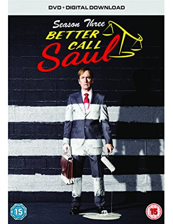 Better Call Saul: Season 3 [DVD] [2017]