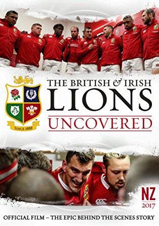 British and Irish Lions 2017: Lions Uncovered [DVD]