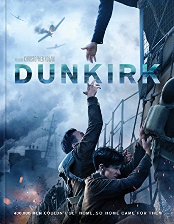 Dunkirk [Limited Edition Filmbook Blu-ray + digital download] [2017]