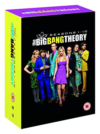 The Big Bang Theory: Seasons 1-10 [DVD] [2017]