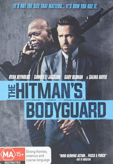 The Hitman's Bodyguard (DVD - Region 4)