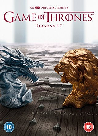 Game of Thrones - Season 1-7 [DVD] [2017]