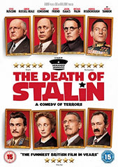 The Death of Stalin [DVD] [2017]