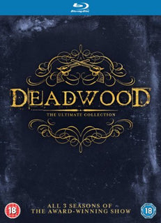 Deadwood - The Complete Collection [Blu-ray] [Region Free]