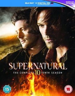 Supernatural - Season 10 [Blu-ray] [2016]