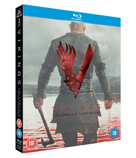 Vikings: Season 3 [Blu-ray] [2015]