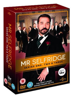 Mr Selfridge - Series 1-3 [DVD] [2015]