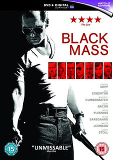 Black Mass [DVD] [2016]