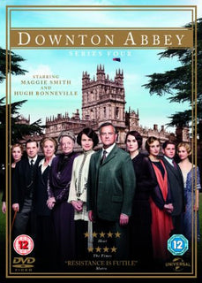 Downton Abbey - Series 4 [DVD] [2013]