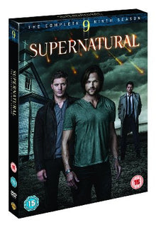 Supernatural - Season 9 [DVD] [2015]