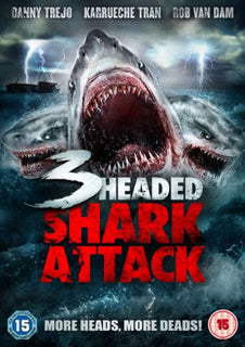 3-Headed Shark Attack [DVD]