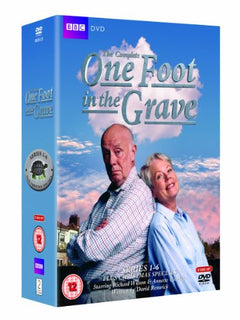 One Foot in the Grave Complete Series 1 - 6 Plus Christmas Specials Box Set [DVD] [1990]