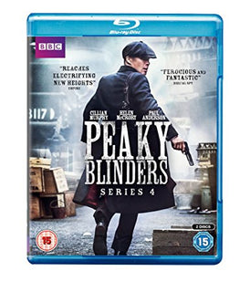 Peaky Blinders Series 4 BD [Blu-ray]