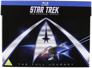 Star Trek: The Original Series - The Full Journey [Blu-ray] [1966] [Region Free]
