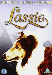 Lassie Come Home / Son Of Lassie / Courage Of Lassie [3 Disc Box Set] [DVD]