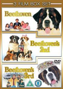 Beethoven / Beethoven's 2nd / Beethoven's 3rd [DVD]