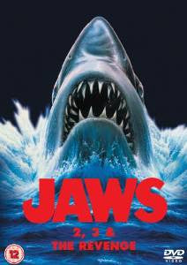 Jaws 2/Jaws 3/ Jaws: The Revenge [DVD]