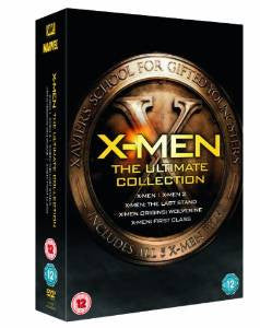 X-Men: The Ultimate Collection [DVD]