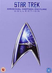 Star Trek: Original Motion Picture Collection 1-6 [DVD]