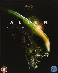 Alien Anthology [Blu-ray] [6 Disc Set]
