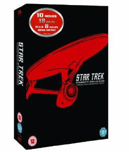 Star Trek: Stardate Collection - The Movies 1-10 (Remastered) [DVD] [1979]