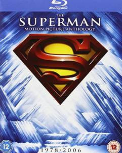 The Superman Motion Picture Anthology 1978-2006 [Blu-ray] [Region Free]