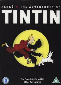The Adventures of Tintin [DVD]